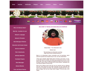 sribalasai.com screenshot