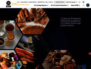 srilankabusiness.com screenshot