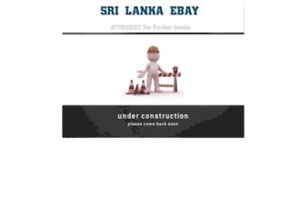 srilankaebay.com screenshot