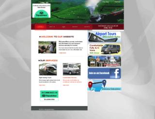 srilankanhires.com screenshot