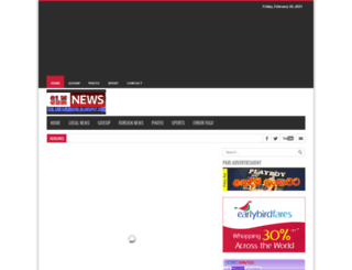 srilankanmirror.blogspot.com screenshot