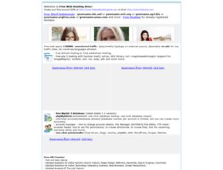 srinu.ueuo.com screenshot