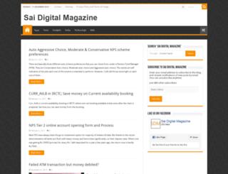 sriraj.org screenshot