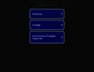 sriramcollege.com screenshot