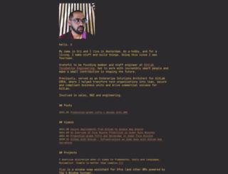 srirangan.net screenshot