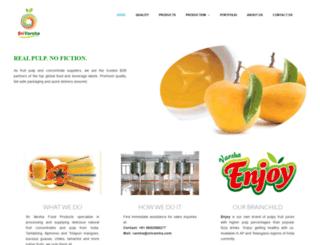 srivarsha.com screenshot