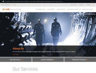 srk.co.uk screenshot