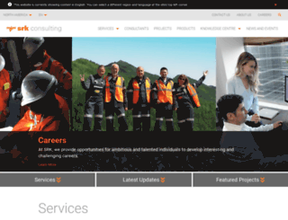 srk.com screenshot