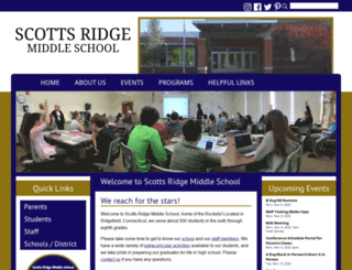 srms.ridgefield.org screenshot