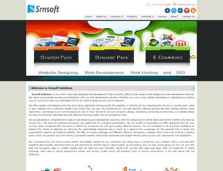 srnsoft.com screenshot