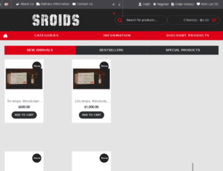 sroids.com screenshot