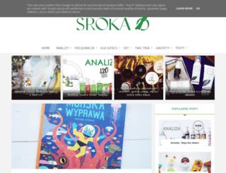 srokao.pl screenshot