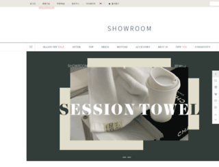 sroom.co.kr screenshot