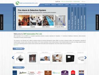 srpa.co.in screenshot