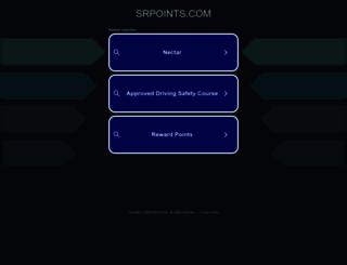 srpoints.com screenshot