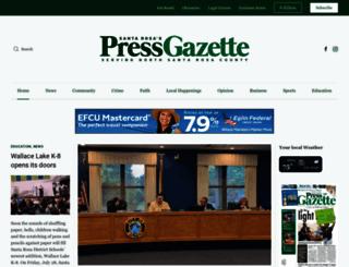 srpressgazette.com screenshot