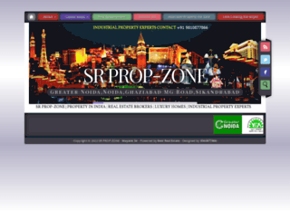 srpropzone.com screenshot