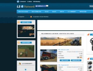 srs12.ls-network.de screenshot