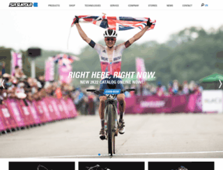 srsuntour-cycling.com screenshot