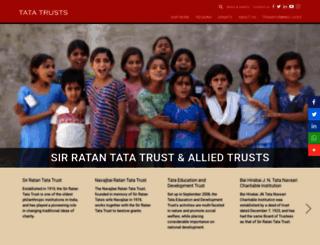 srtt.org screenshot