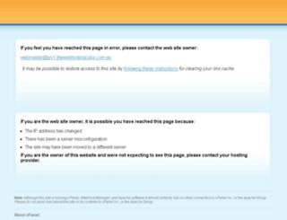 srv1.thewebhostingcube.com.au screenshot