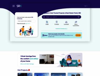 srx.com.sg screenshot