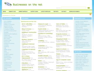 ss.businessesonthenet.co.uk screenshot