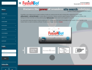 ss148.fusionbot.com screenshot