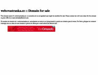 ss2.webovastranka.cz screenshot