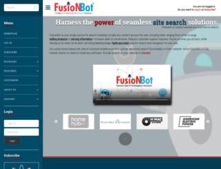 ss561.fusionbot.com screenshot