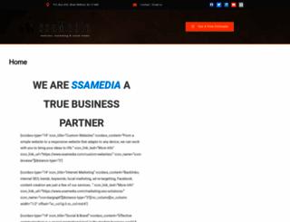 ssamedia.com screenshot