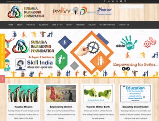 ssamriddhifoundation.org screenshot