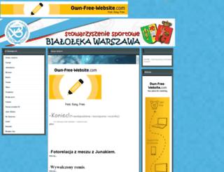 ssbialoleka93.pl.tl screenshot