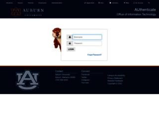 ssbprod.auburn.edu screenshot
