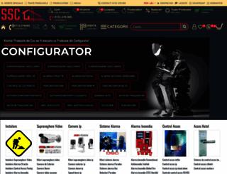 ssc.ro screenshot