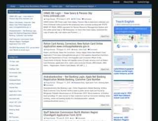 ssconline2adda.com screenshot
