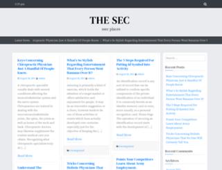 ssec-online.com screenshot