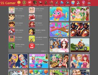 ssgamer.com screenshot