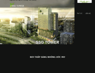 ssgtower.vn screenshot