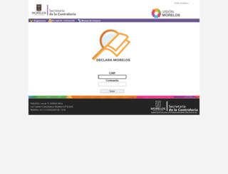 ssi.morelos.gob.mx screenshot