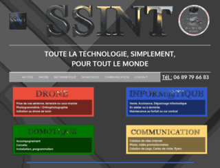 ssint.fr screenshot