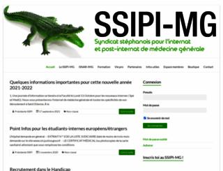 ssipi-mg.com screenshot