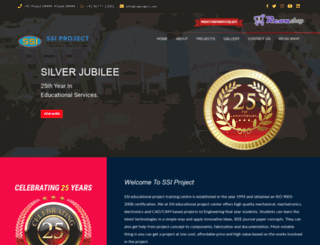 ssiproject.com screenshot