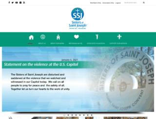 ssjphila.org screenshot