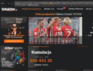 ssl.totolotek.pl screenshot