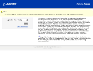 sslvpn.boeing.com screenshot