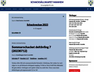 ssmanhem.se screenshot
