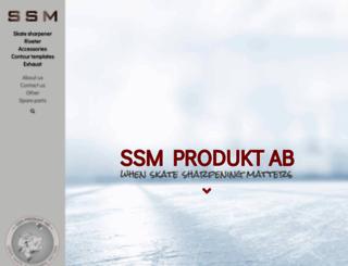 ssmprodukt.com screenshot