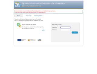 sso.teilar.gr screenshot