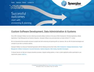 ssoft.com.au screenshot